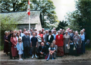 Group at the 200th anniversary